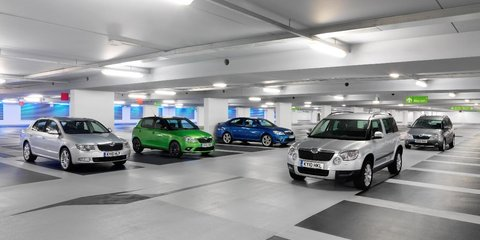 Skoda worldwide sales set to hit record year of 800,000