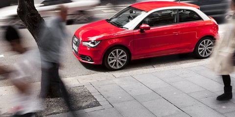 2012 Model Year upgrades for Audi A1, A3, A4, A5, Q5