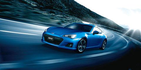 Subaru BRZ coming to Australia