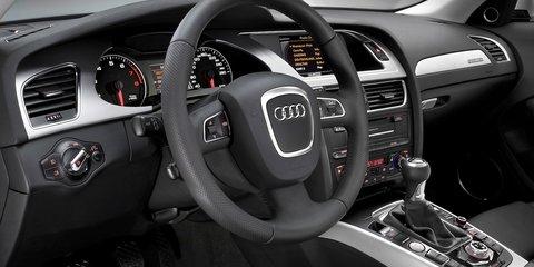 Audi A4 Allroad U-turns for Australia