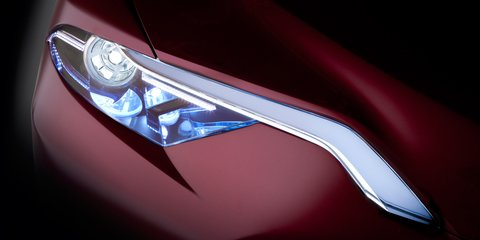 Toyota NS4 plug-in hybrid concept teased ahead of 2012 Detroit motor show