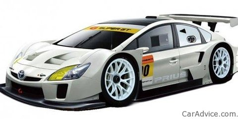 Toyota to take on Subaru BRZ GT300 with... a Prius?