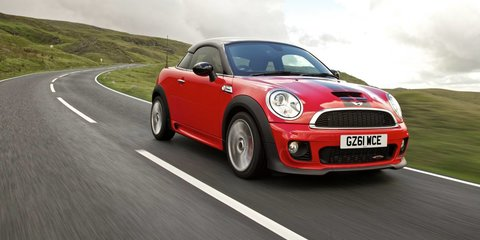 2012 MINI Coupe, Roadster pricing confirmed