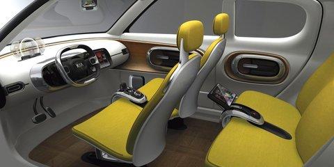 Kia Ray: Korean brand's first-ever production EV