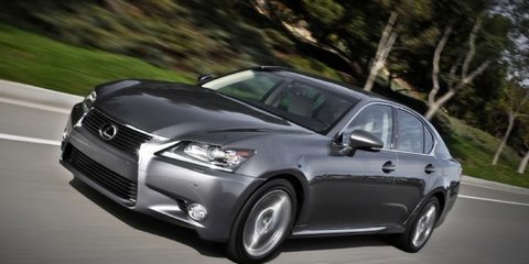 2012 Lexus GS250: cheaper E-Class fighter confirmed