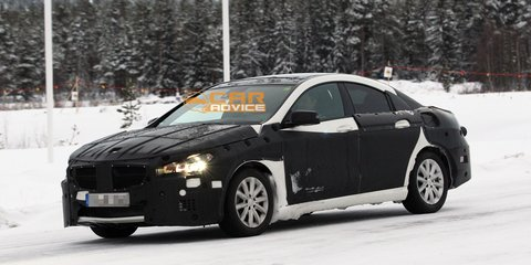 2013 Mercedes-Benz CLC spy shots