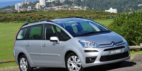 2012 Citroen C4 Picasso now cheaper and more efficient