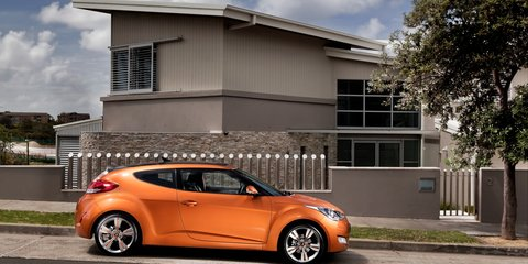 Hyundai Veloster Review