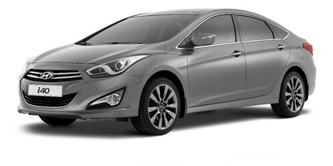 Hyundai i40 sedan coming soon