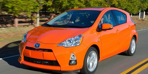 Toyota Prius C to become Australia's cheapest hybrid