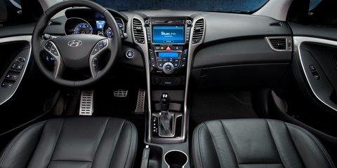 Hyundai Elantra Coupe unveiled
