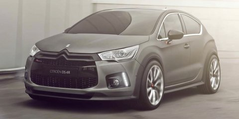 Citroen DS4 Racing concept revealed
