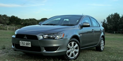 Mitsubishi Lancer: ES Sportback Review