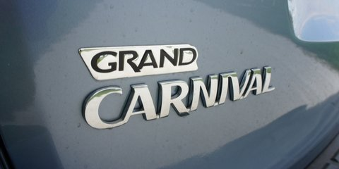 Kia Grand Carnival Diesel Review