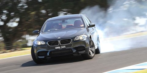 BMW M5 Review: Track test