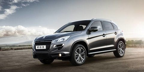 Peugeot 4008 revealed ahead of Geneva debut