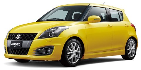 2012 Suzuki Swift Sport Review