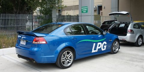 2012 Holden Commodore LPG Review