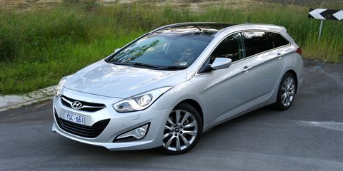Hyundai i40 long term report 2