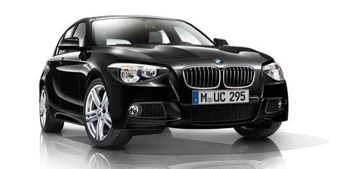 2012 BMW 125i & M Sport package available in Australia