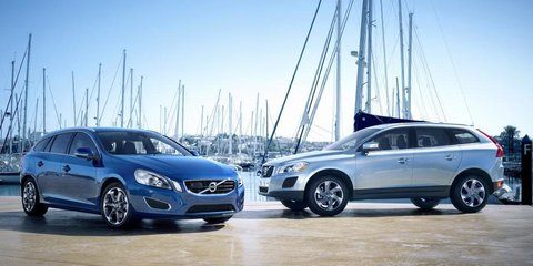 2012 Volvo Ocean Race V60, XC60, XC70 special editions launched