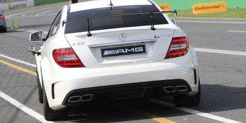 Mercedes-Benz C63 AMG Black Series: Track Test