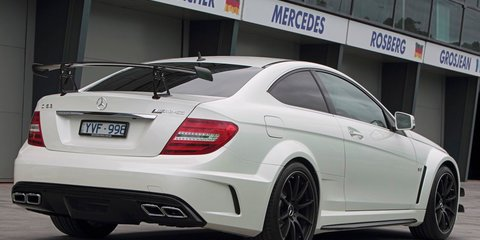 Mercedes-Benz C63 AMG Black Series: Track Test