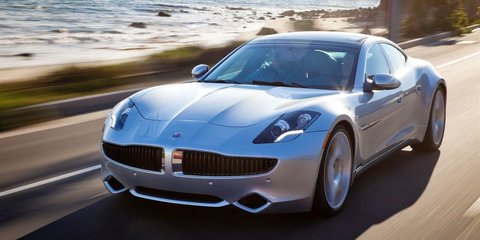 Fisker Karma: Review