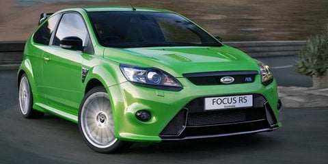 Ford Focus RS development pushed back