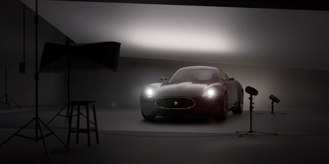 Jaguar E-Type Concept: new take on classic sports car