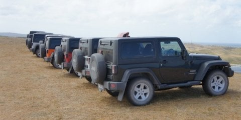 2012 Jeep Wrangler: Review