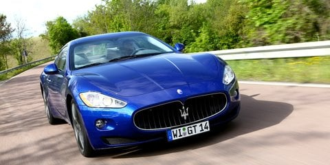 Maserati GranTurismo, GranCabrio recalled over faulty door latches - UPDATE