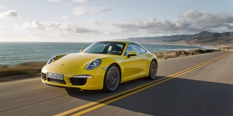 Porsche 911 Carrera S: Review