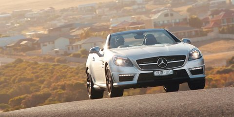Mercedes-Benz SLK55 AMG: Review