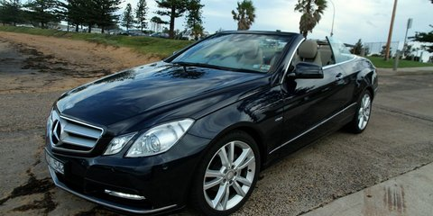 Mercedes-Benz E250 Cabriolet: Review