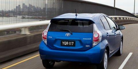Toyota Prius C Review
