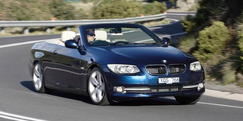 2012 BMW 3-Series Coupe & Convertible add features and value