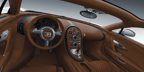 Bugatti Veyron Grand Sport Vitesse specifications revealed