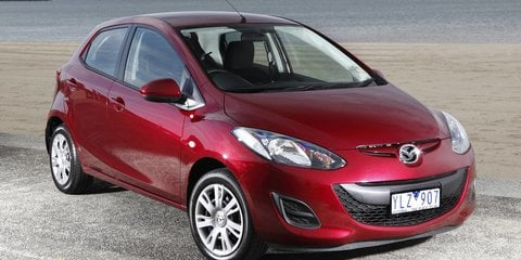 Mazda3 extends sales lead as Honda fights back