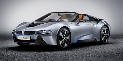 2018 BMW i8 roadster confirmed by CEO