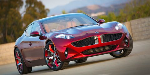 Fisker Atlantic: the new electric BMW 3-Series rival