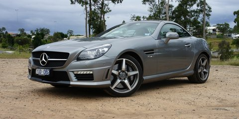 Mercedes-Benz SLK55 AMG Review