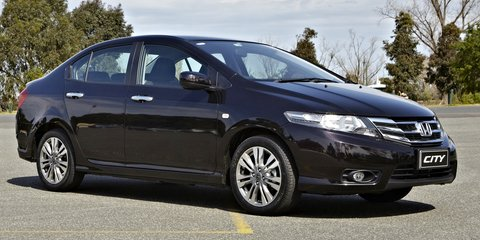2012 Honda City: new look, lower price for light sedan