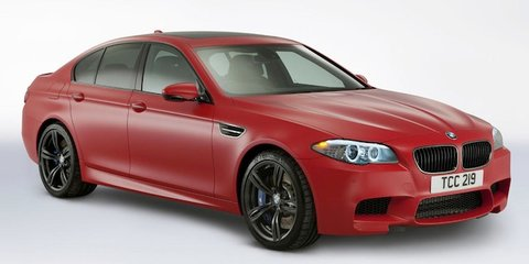 BMW M5 and M3 M Performance Editions revealed