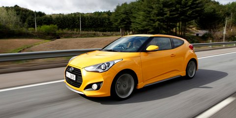 Hyundai Veloster Turbo Review