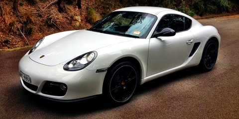 Porsche Cayman Review