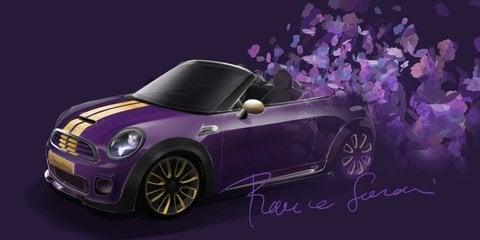 Mini Roadster by Franca Sozzani created for Life Ball charity
