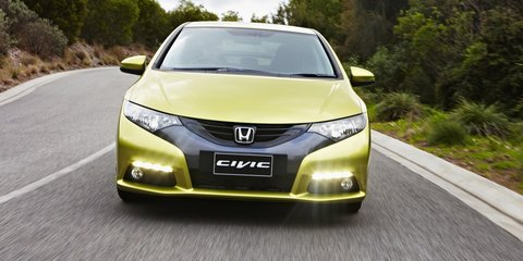 Honda Civic Hatch Review