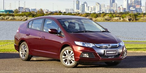 Honda Insight: facelift brings new tech, better fuel efficiency
