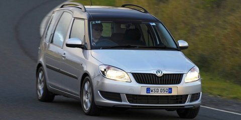 Skoda Roomster: compact MPV returns with new engine, lower prices